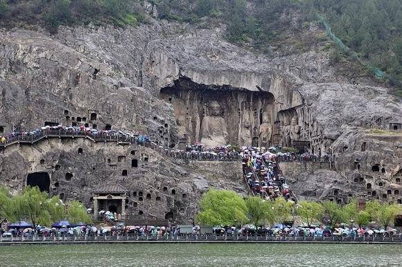 双休日,洛阳市景区接待游客逾104万人次